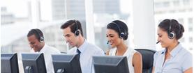 呼叫中心IP语音解决方案